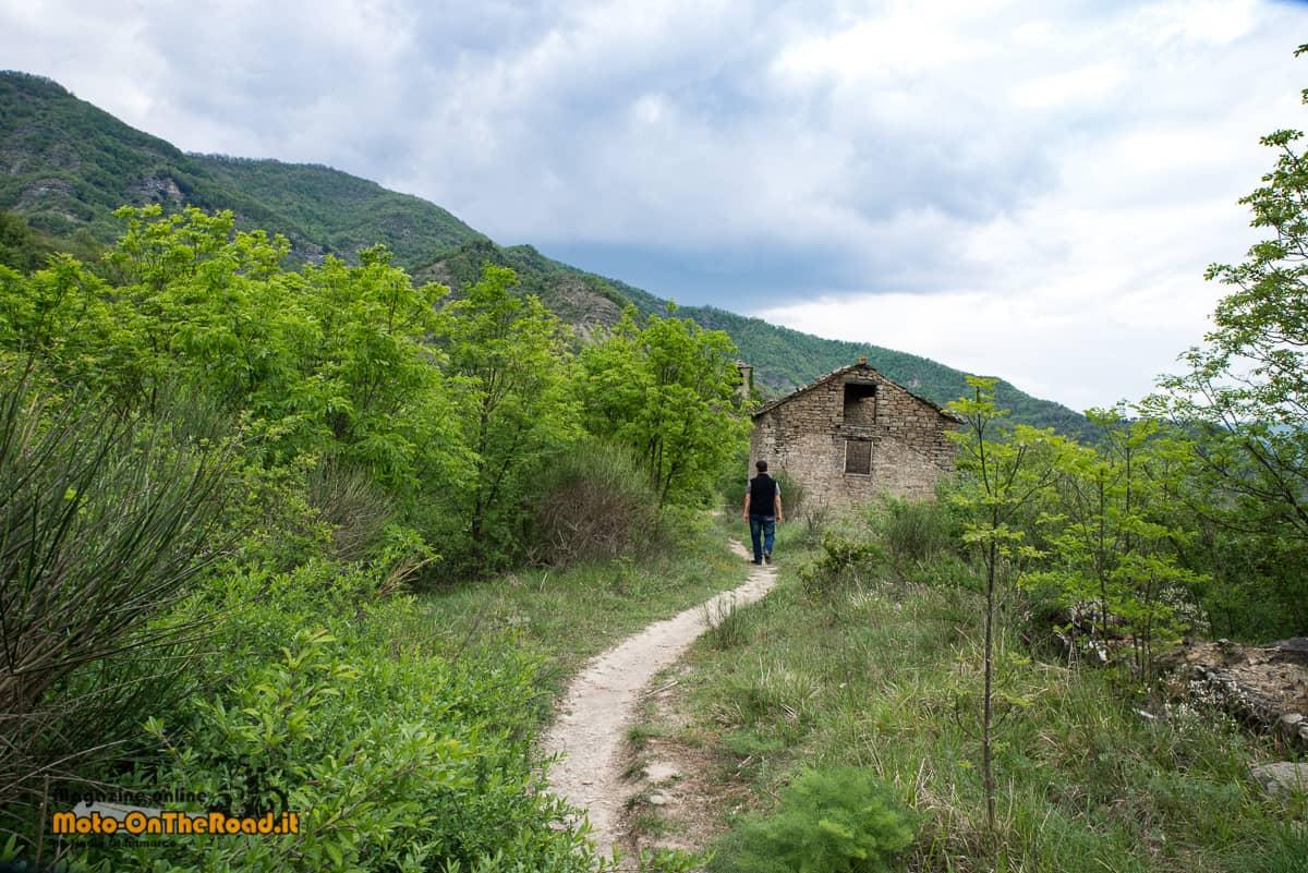 Ruderi di Castiglioncello - Valle del Santerno