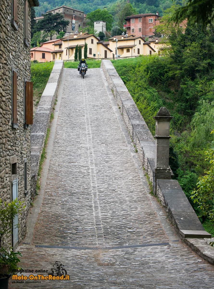 Ponte degli Alidosi a schiena d'asino - Castel del Rio