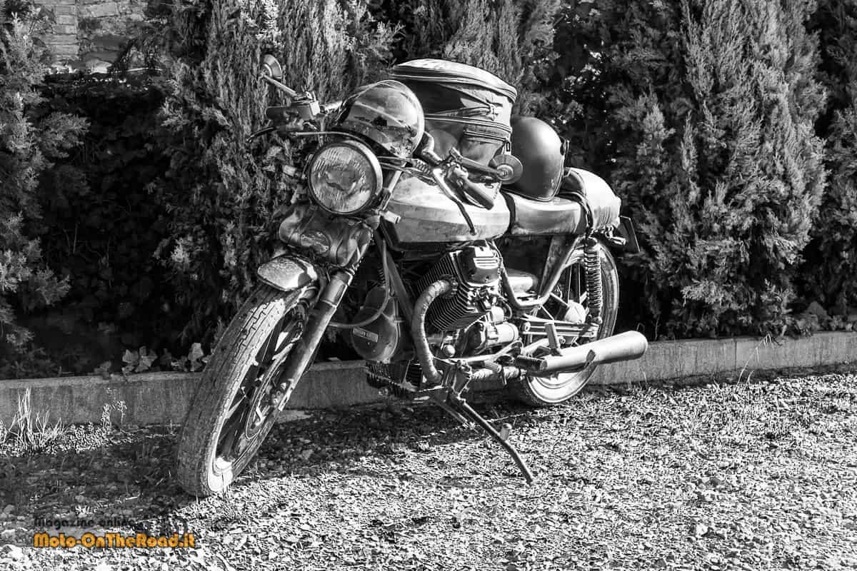 Scrambling Heroes 2017, la straordinaria moto di Irene..