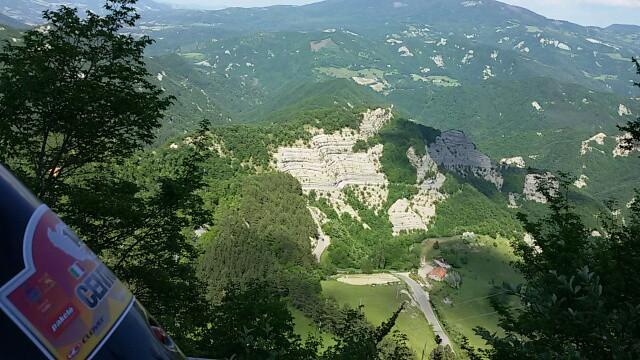 la nostra Centopassi: sul Passo dei Mandrioli, decurtato dalla lista dei Passi
