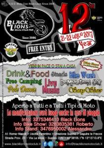 BLACK LIONS 12