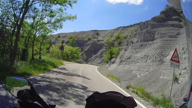 la nostra Centopassi: le Crete, sotto Monte Fumaiolo