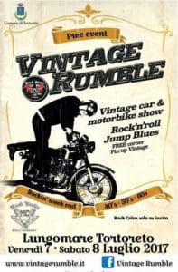 Vintage rumble