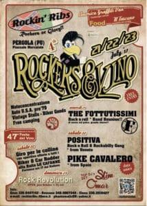 rockers & Vino