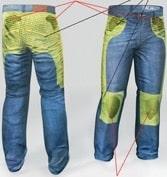 Motto Jeans - progettato per il motociclista
