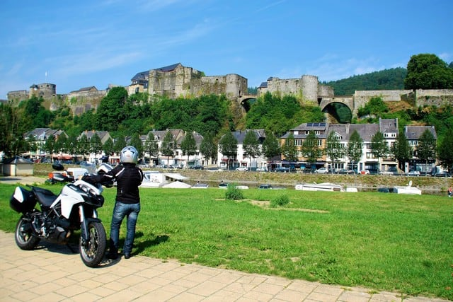 Vallonia in moto. Bouillon