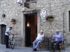Momenti di tranquillità a Castelmezzano