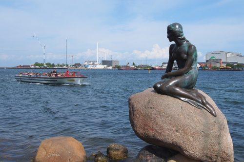 little mermaid Copenaghen