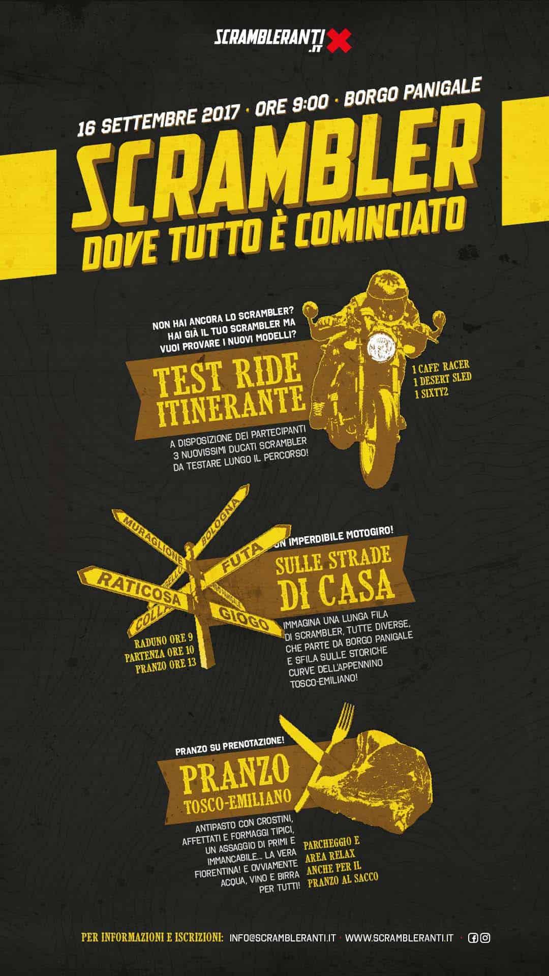 Motoraduni nel mese di settembre 2017 moto on the road for Fazeritalia forum