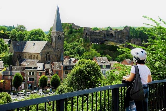 Vallonia in moto: La Roche en Ardenne
