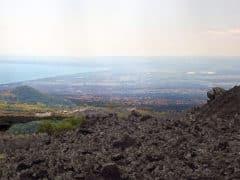 Ragusa, il set più amato dal Commissario Montalbano - l'Etna.