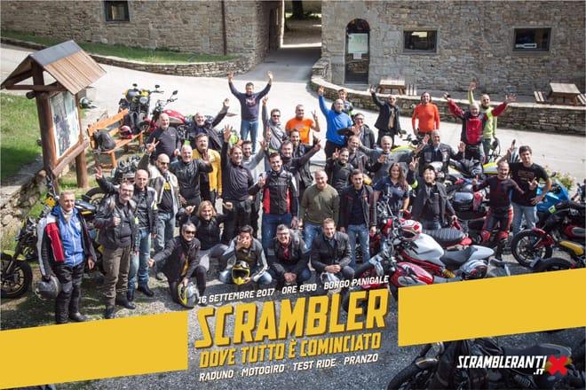 Primo Raduno Ducati Scrambler