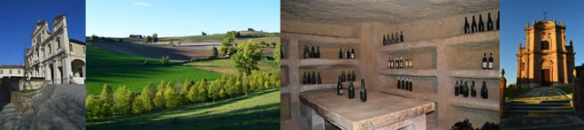 Monferrando, la Motogita di carattere culturale e gastronomico nel Monferrato