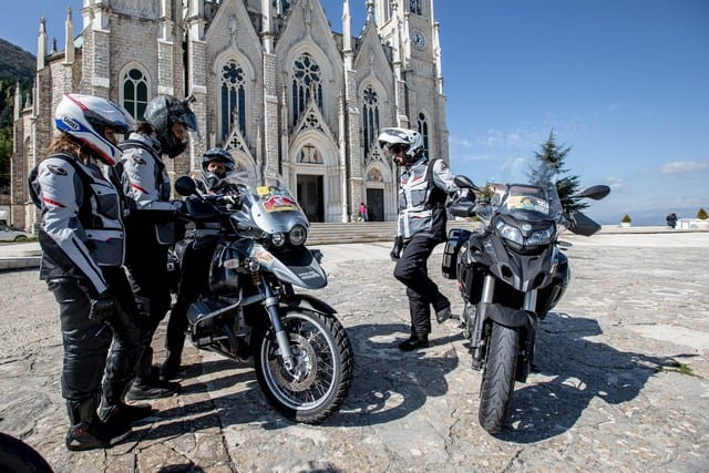 Alla Vieste-Viareggio con la Benelli TRK 502. il Molise esiste, ed è anche bellissimo e accogliente!