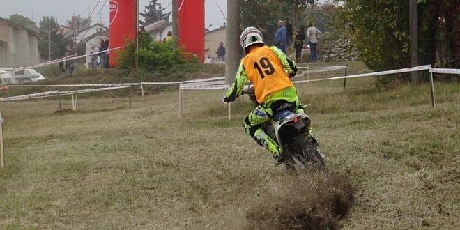 Jacopo Cerutti, campione italiano motorally