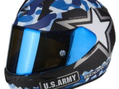 EXO-390 ARMY Matt Blue-Silver