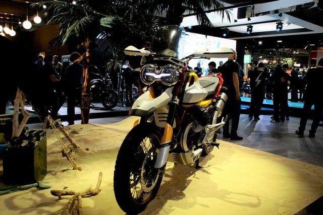 Moto Guzzi V85. Ricordiamola così