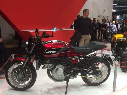 Moto Morini Milano