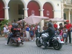 VII raduno Harley Davidson Cuba