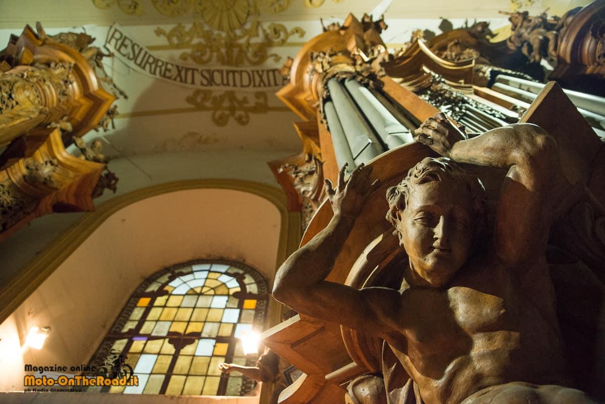 Chiesa di Santa Maria della Neve - Olomouc