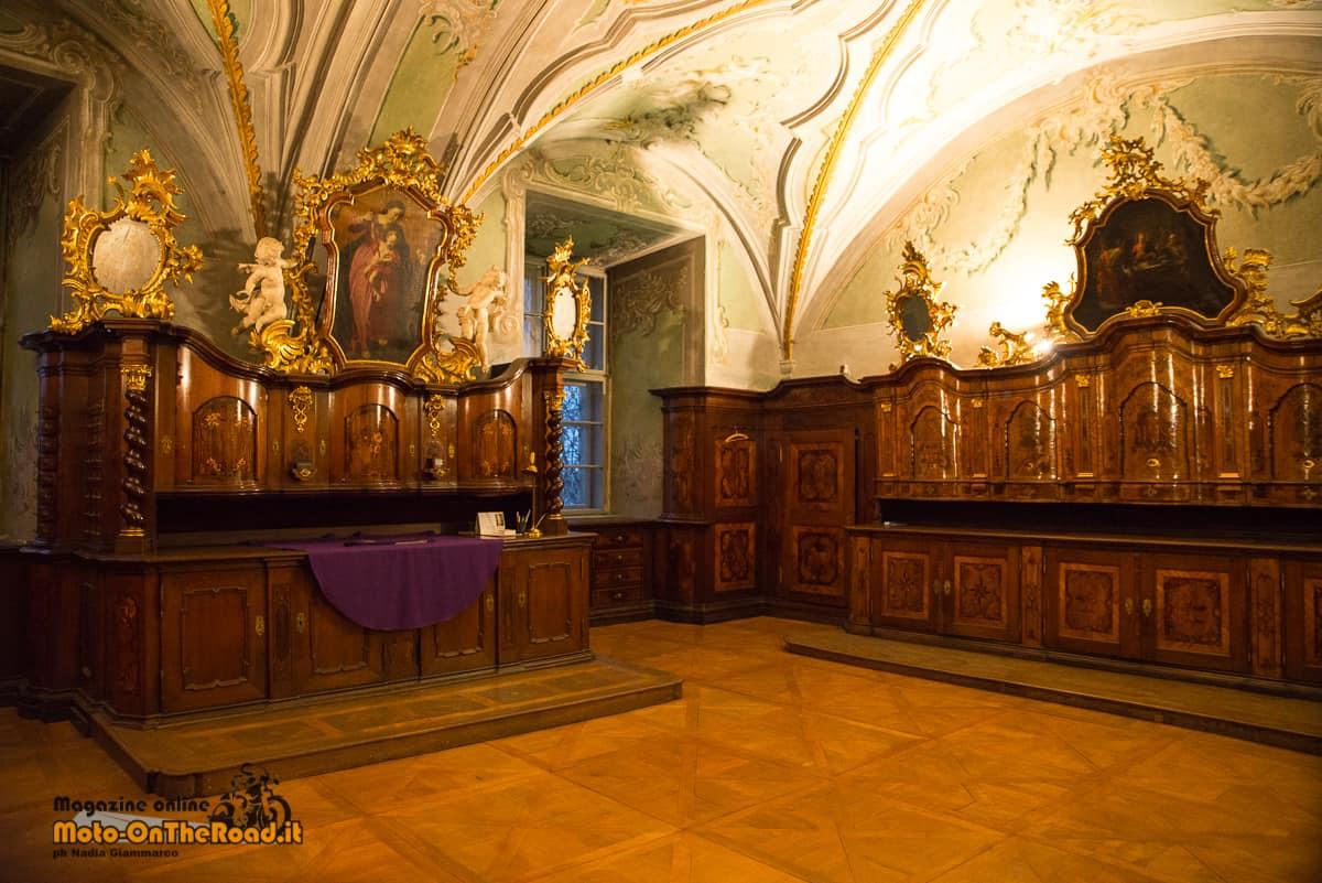Sagrestia della Chiesa di Santa Maria della Neve - Olomouc