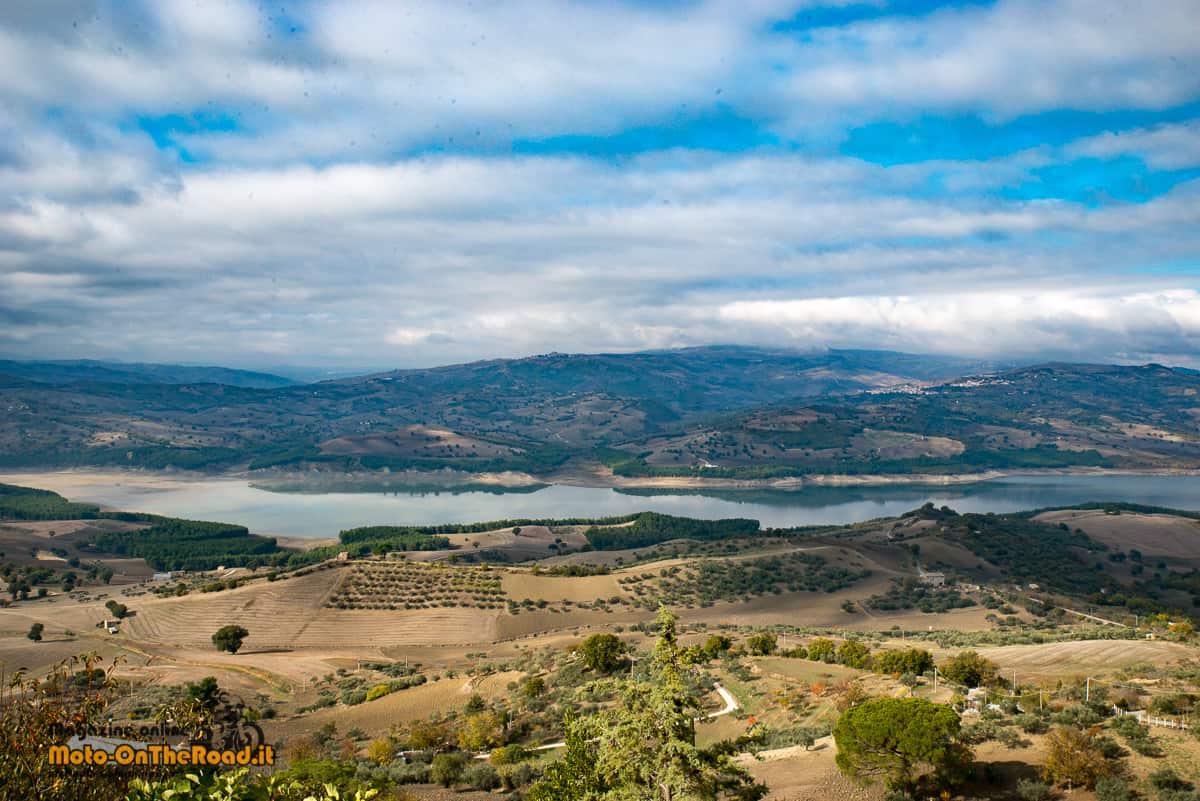 Lago di Occhito Monti Dauni