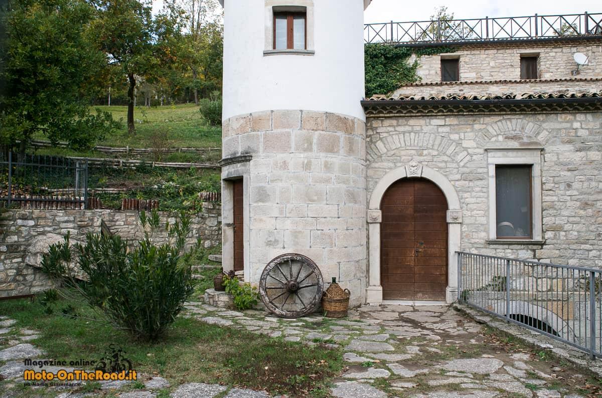 Roseto Valfortore - Mulini ad Acqua