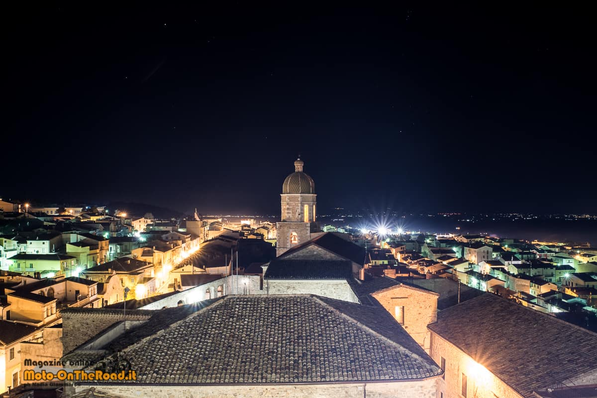 Vista dalla Torre Normanna di Pietramontecorvino