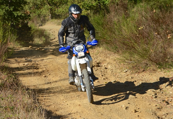 Fuoristrada in moto: come iniziare senza traumi
