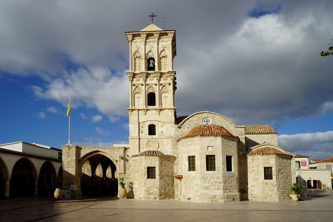 La Chiesa di San Lazzaro a Larnaka