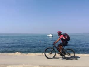 Viaggiare in E-Bike...