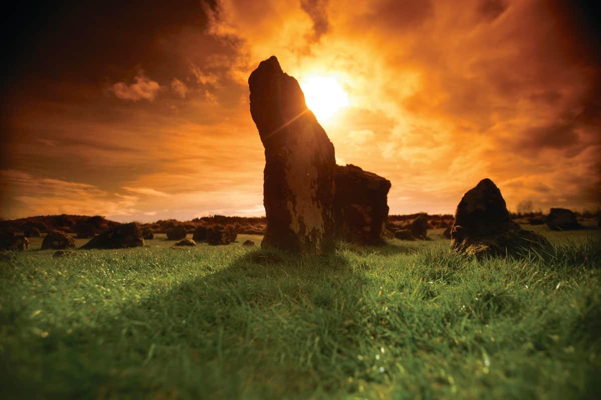 Irlanda, Beaghmore Stones