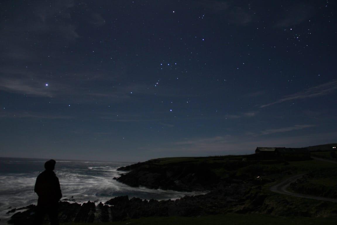 Irlanda, Kerry Dark Sky Reserve