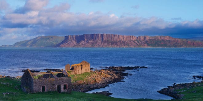 Irlanda, Rathlin Island