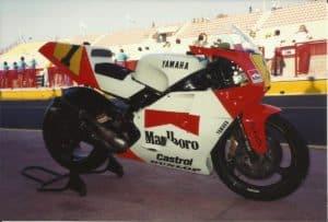 La Yamaha di Wayne Rainey