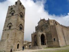 Erice: il Duomo dell'Assunta