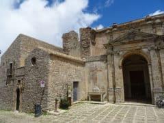 Erice: il convento dei frati di San Domenico