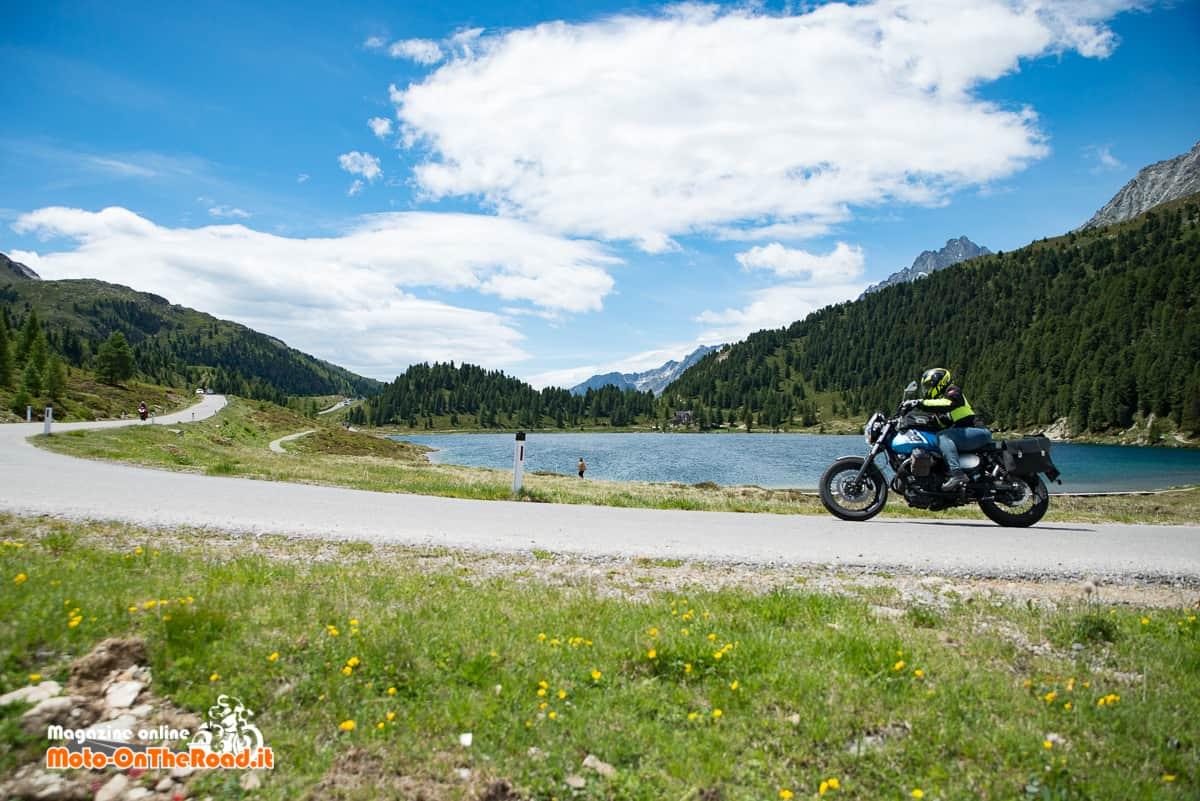 Passi dolomitici in moto - Passo Stalle