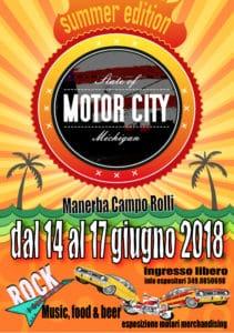 Motor City copia