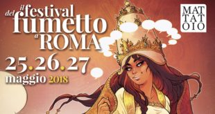 ARF! 2018 Il Festival del Fumetto