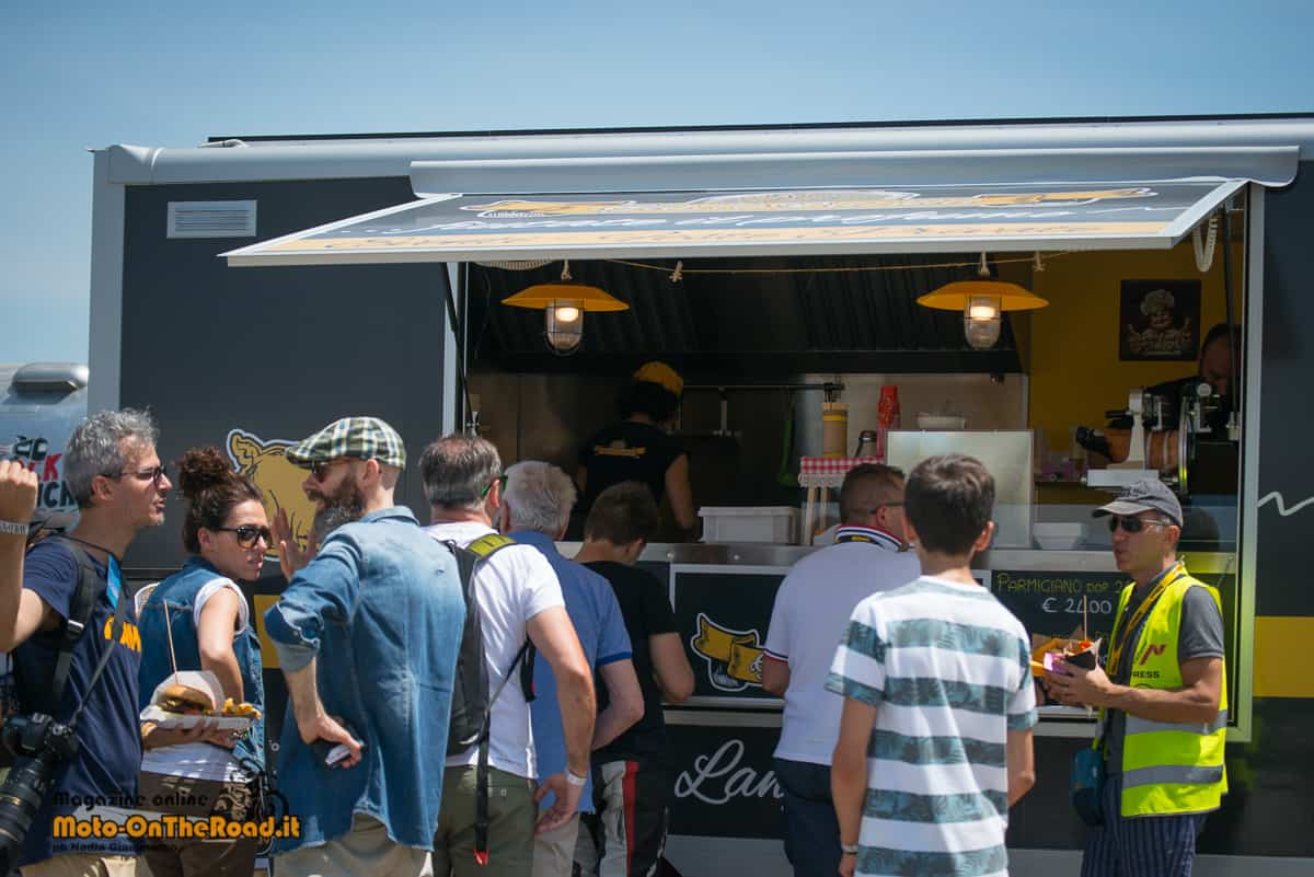 wildays 2018-Food Track Giallo Parma