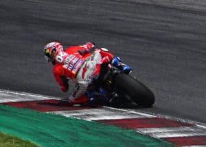 Race of Champions, Dovizioso