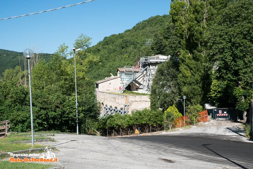 Abbazia di Sant Eutizio - loc. Piedivalle - Preci (PG)