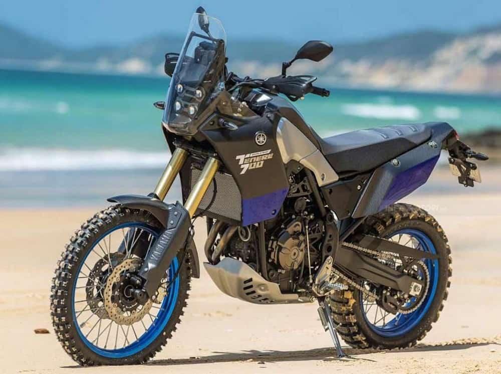 KTM 790 ADVENTURE e Yamaha Ténéré 700