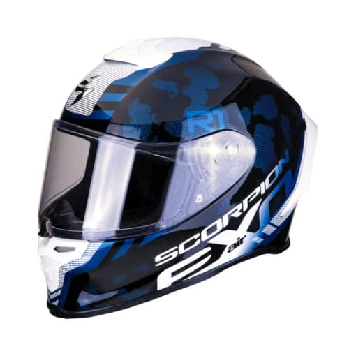 Scorpion Sport EXO-R1 AIR OGI Black-White