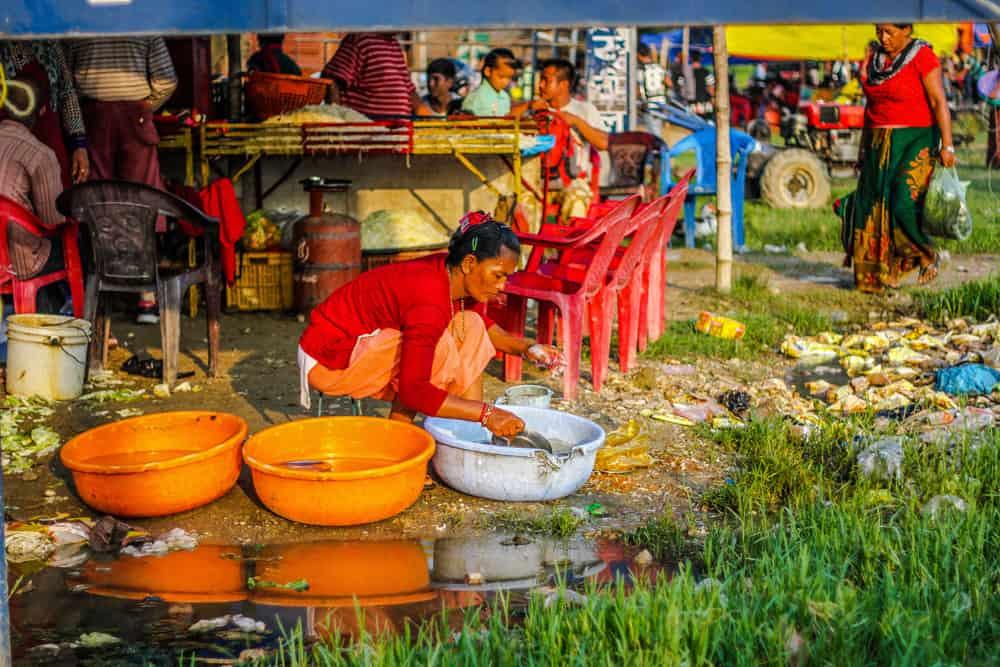 Nepal in Moto