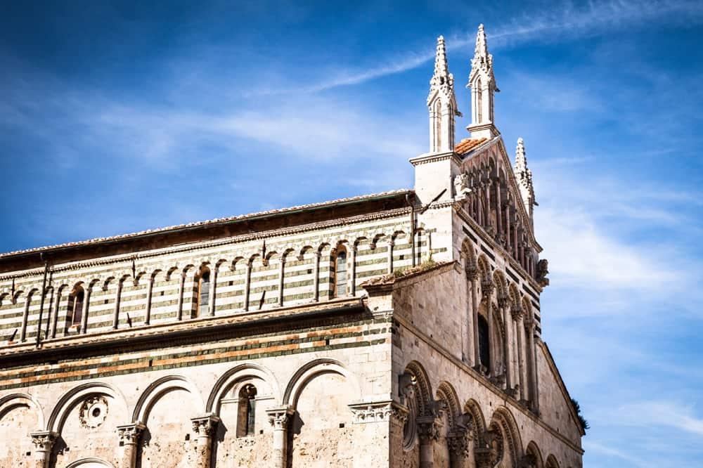 Scorcio della Cattedrale di San Cerbone