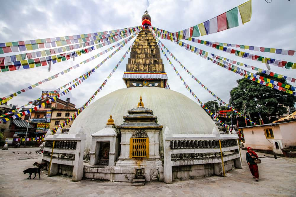 - In moto in Nepal