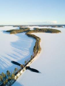 Visit Saimaa - Saimaa winter