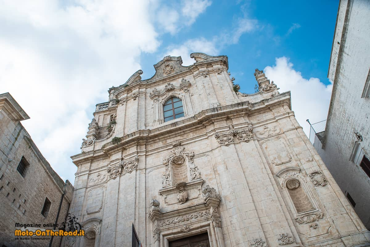 Chiesa di San Vito Martire - Ostuni